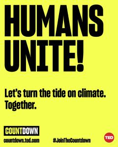 Humans unite!